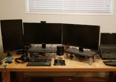 Desk Construction
