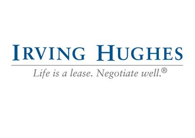 Irving Hughes Website Redesign