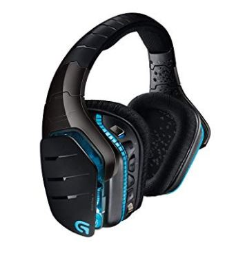 Logitech G933 Artemis Wireless Headset Is Good Enough